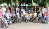DIA DAS CRIANÇAS:  Por um dia, Associação incentiva instituição  se colocar no lugar de uma pessoa com deficiência