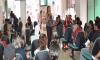 DIÁLOGOS NA SALA DE ESPERA: Assistidos da DPE participam de palestra sobre violência de gênero