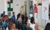 OUTUBRO ROSA  Assistidos recebem palestra sobre prevenção contra o câncer